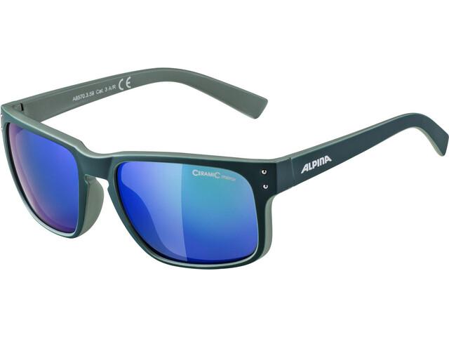 Alpina Kosmic Glasses seamoss matt-green